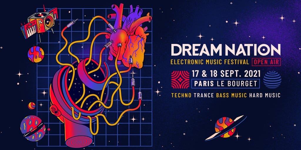 DreamNation 2021